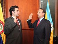 Nuevo secretario de Planeación de Cundinamarca