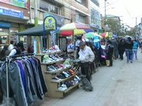 Vuelve a la agenda pública la reubicación de los vendedores de la Calle 13