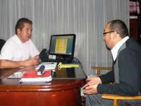IMRDS y UDEC suscriben acuerdo de cooperación interinstitucional