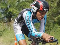 Ciclista Soachuno Daniel Martínez perdió la camiseta de líder en la Vuelta Nacional del Futuro