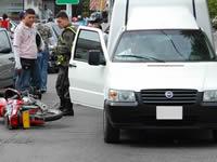En Soacha sólo tres  policías judiciales atienden muertes, denuncias  y accidentes