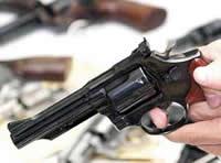 Hoy comienza la prohibición  al porte de armas en Bogotá y 21 municipios de Cundinamarca