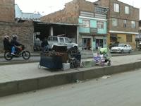 Caos en la Avenida Las Torres por desorden e inseguridad