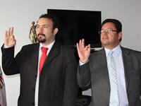 Dos nuevos funcionarios nombra el alcalde Juan Carlos Nemocón