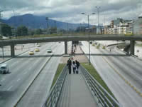 Contaminación del aire en 'Día sin carro' en Bogotá se mantuvo estable