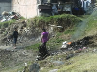 Grupo de recicladores tiene en 'jaque' a  habitantes de La Veredita