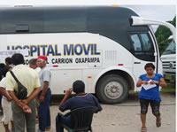 'Hospital de campaña' para grandes emergencias  es una realidad en Bogotá