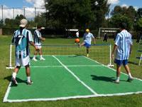 Liga de Habilidad de Cundinamarca  realizará en Soacha  primer torneo internacional de Fútbol Tenis