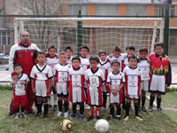 Marsella F.C.  representa el compromiso del deporte con los niños de la comuna uno