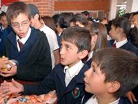 En Bogotá también se trabaja para establecer jornada única