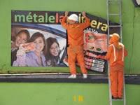Más de 82 mil elementos de publicidad exterior visual han sido desmontados en el último año