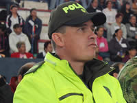 Coronel Flavio Mesa habla sobre los abusos de las autoridades de Tránsito  en Soacha