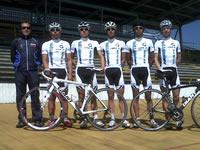 Listo equipo que representará a Soacha en la 'Vuelta de la Independencia Nacional' en República Dominicana