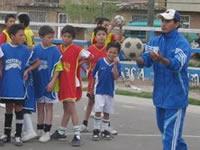 Club Estudiantes Latinos Futsal Soacha,  la escuela más representativa de la comuna uno