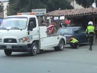 Siguen atropellos de la Policía de Tránsito en Soacha