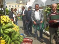 Familias  de Soacha participaron en Mercados Campesinos de Bogotá