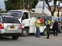 Municipio enfrentará  atropellos de las autoridades de Tránsito en Soacha