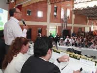 Departamento asignará recursos para el desarrollo vial del Guavio