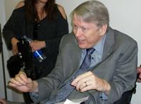 Teletón Soacha recibió a Sam Sullivan, ex alcalde de Vancouver y  prestigioso líder cívico mundial