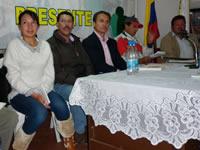 Incluir sangre joven en la Juntas, principal conclusión del  Encuentro Municipal de la Acción Comunal
