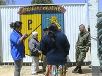 Ciudadela Sucre le dijo adiós a la Base Militar de su sector