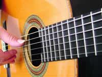 Guitarra clásica en la Biblioteca Colsubsidio
