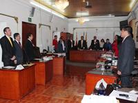 Concluyó  primer periodo de sesiones ordinarias del Concejo de Soacha