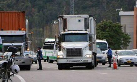 Departamento solicitó restringir vehículos de carga por la calle 13