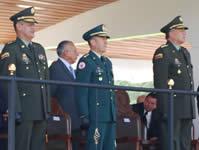 Escuela de suboficiales Gonzalo Jiménez de Quesada cumplió 62 años de historia