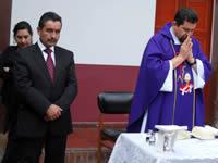 Con una eucaristía, personero de Sibaté comenzó a ejercer funciones