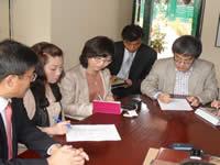Gobierno de Corea escoge a  Cundinamarca para poner en marcha proyecto 'Escuela del Futuro'