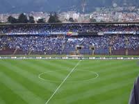 La Administración Distrital avanza en los estudios sobre el comportamiento de la gramilla del estadio Nemesio Camacho 'El Campín'