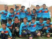 El club social  y deportivo Inter – Samival nace como necesidad en portal de la Hacienda 1