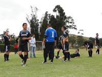 El equipo de fútbol Profesores F.C.   representan el amor por el deporte