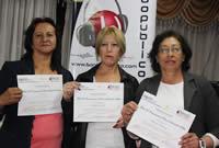 Se graduó primer grupo de reporteros públicos en Soacha