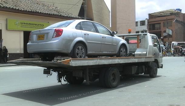 ¿Conoce qué hacer cuando le envían su vehículo a los patios?