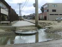 Aguas negras y vías en mal estado, dolor de cabeza para los habitantes de Quintanares