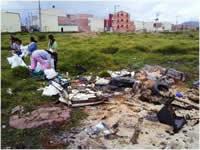 Con 'urnas anónimas' buscan crear conciencia frente al buen manejo de las basuras