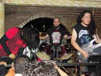 Una noche de Metal con Kilcrops en Soacha