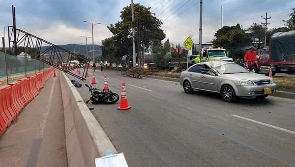 Buena respuesta a la jornada de prevención vial en la Autopista Sur