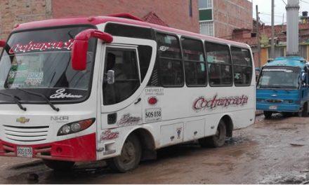 Esta es la nueva modalidad de atraco dentro de los buses urbanos de Soacha