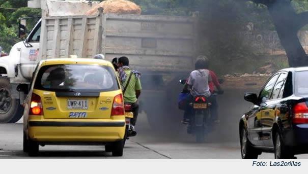 Al  Congreso se llevará el tema de la mala calidad del aire de Soacha y Bogotá