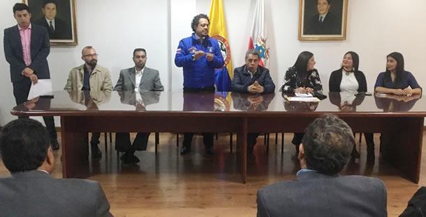 Soacha se unió a la recolección de firmas para pedir castigo a congresistas