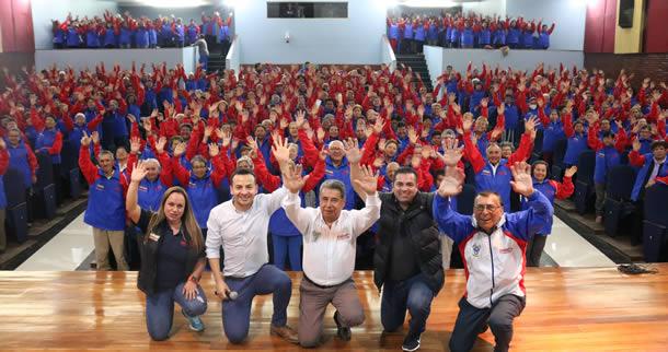 Formesán-Bogotá Humana se impuso en la primera etapa de la Clásica Ciudad de Soacha