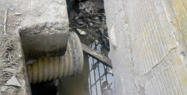 Alerta por posible taponamiento de papel higiénico en alcantarillado en Bogotá