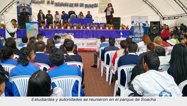 Con un acto oficial de posesión, inician trabajo las Juntas de Acción Comunal de El Colegio