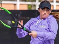 Arantxa Sánchez, tenista soachuna con talla internacional