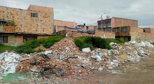 La CAR  invita al  manejo adecuado de residuos de construcción y demolición en Soacha
