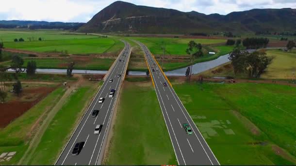 Concepto favorable para la ALO sur que conectaría a Soacha con la calle 13 de Bogotá