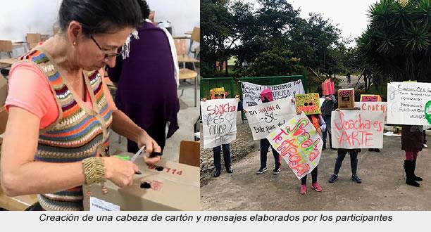 Activa participación de la comuna uno en la campaña de embellecimiento a Soacha